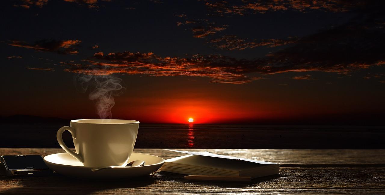 Är kaffe bra för oss?